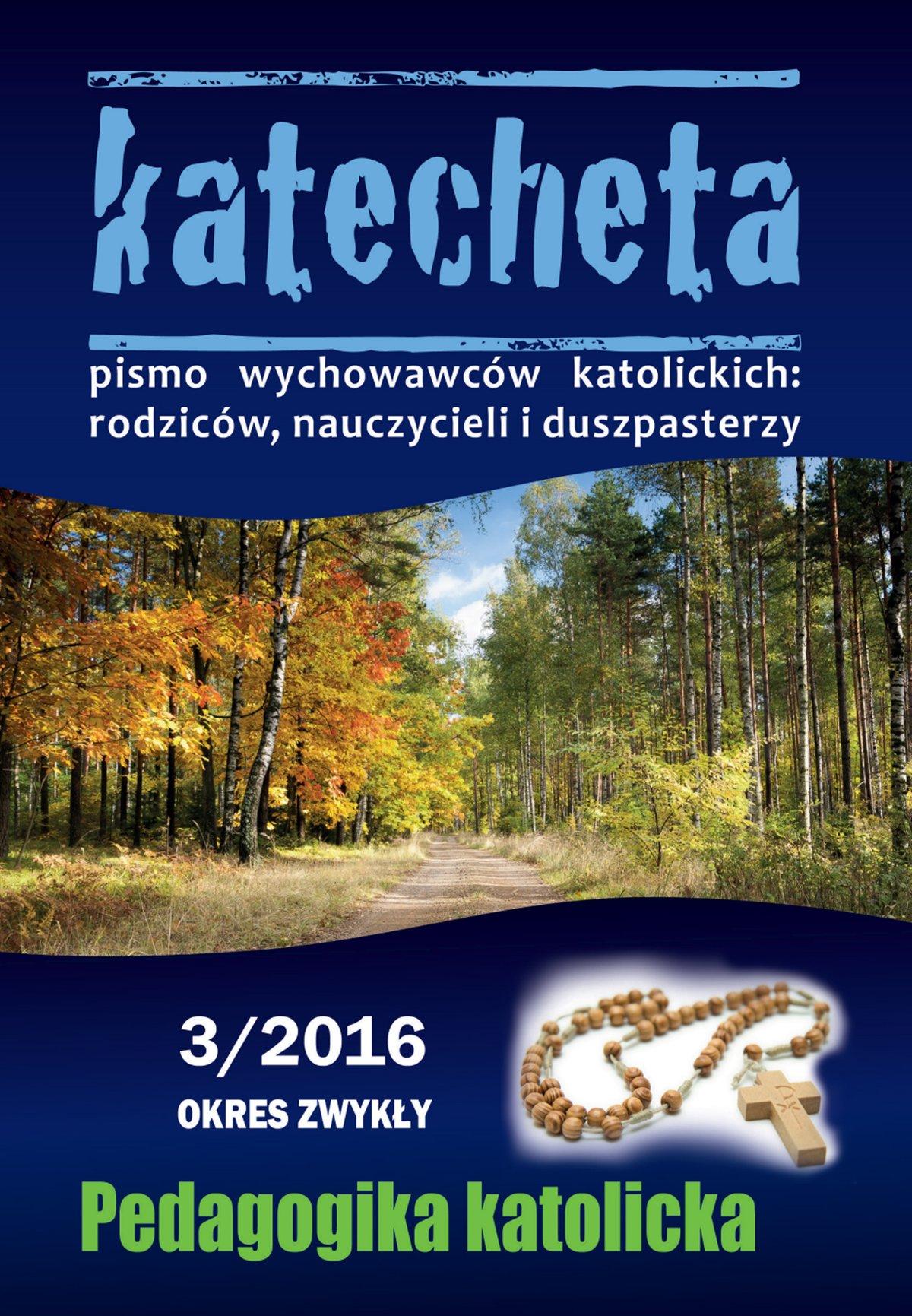 Katecheta nr 03/2016 - Ebook (Książka EPUB) do pobrania w formacie EPUB