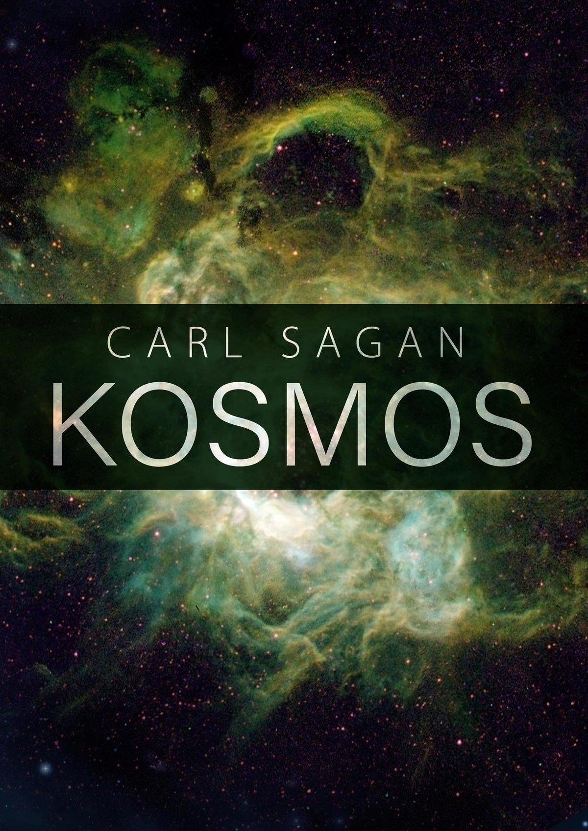 Kosmos - Ebook (Książka na Kindle) do pobrania w formacie MOBI