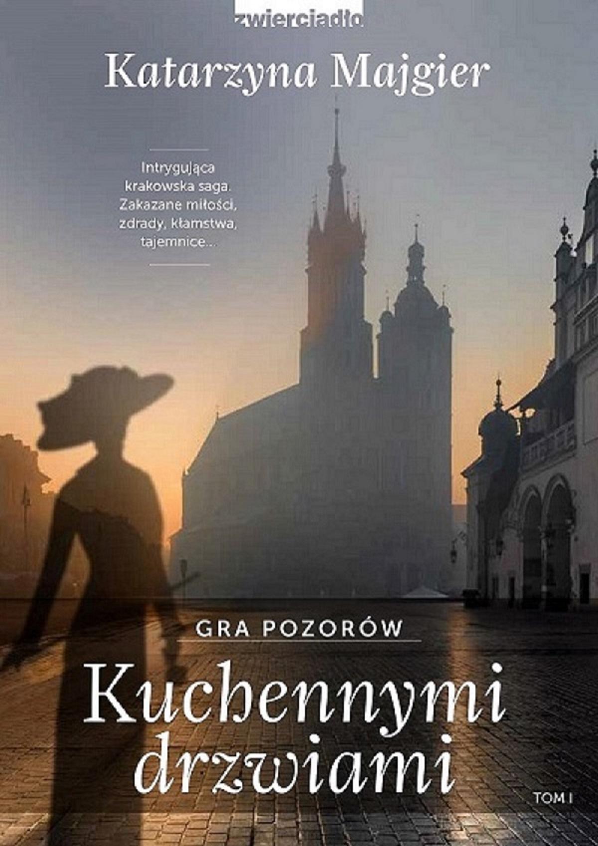 Kuchennymi drzwiami. Gra pozorów - Ebook (Książka EPUB) do pobrania w formacie EPUB