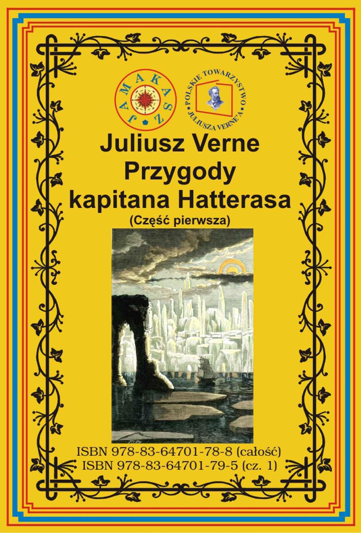Przygody kapitana Hatterasa. Część pierwsza. Anglicy na biegunie północnym - Ebook (Książka na Kindle) do pobrania w formacie MOBI