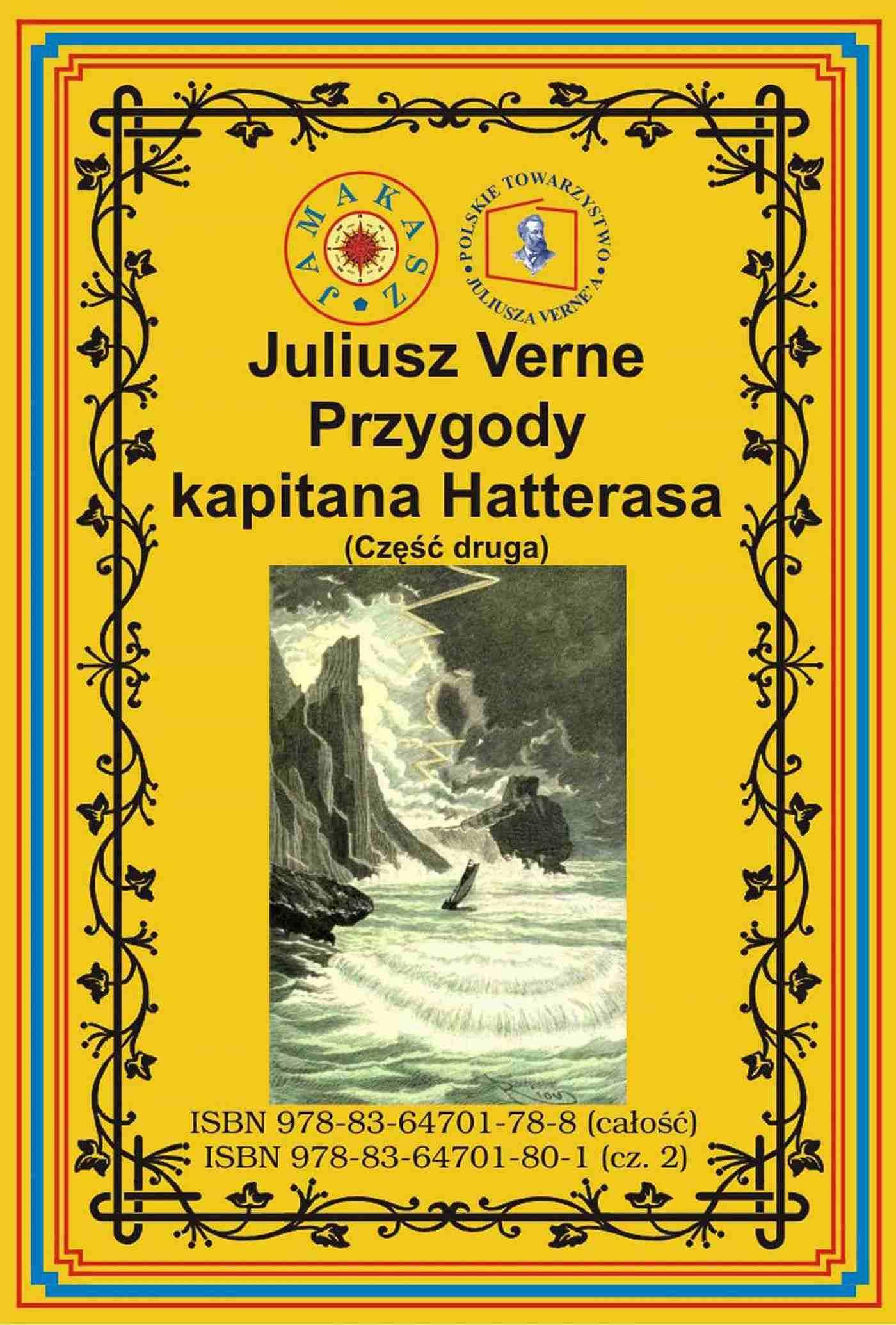 Przygody kapitana Hatterasa. Część druga. Pustynia lodowa - Ebook (Książka EPUB) do pobrania w formacie EPUB