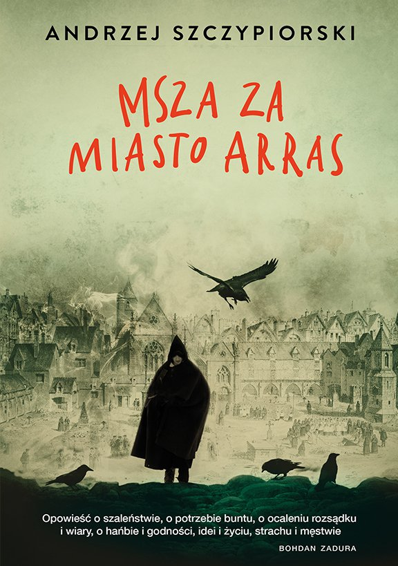 Msza za miasto Arras - Ebook (Książka EPUB) do pobrania w formacie EPUB