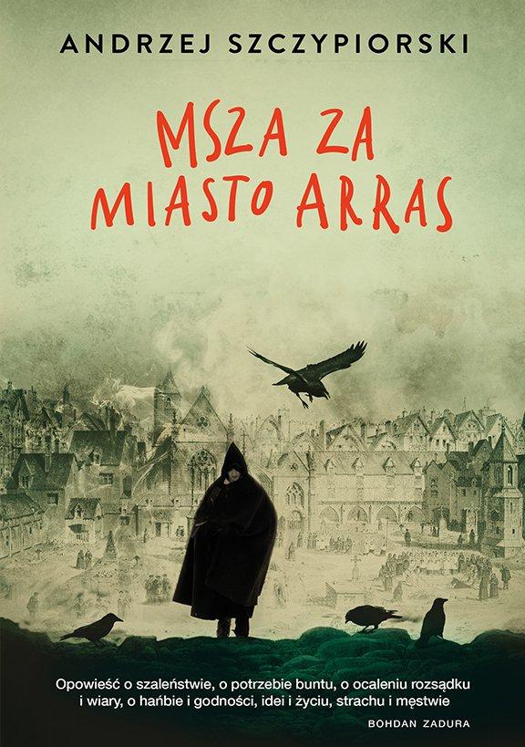 Msza za miasto Arras - Ebook (Książka na Kindle) do pobrania w formacie MOBI