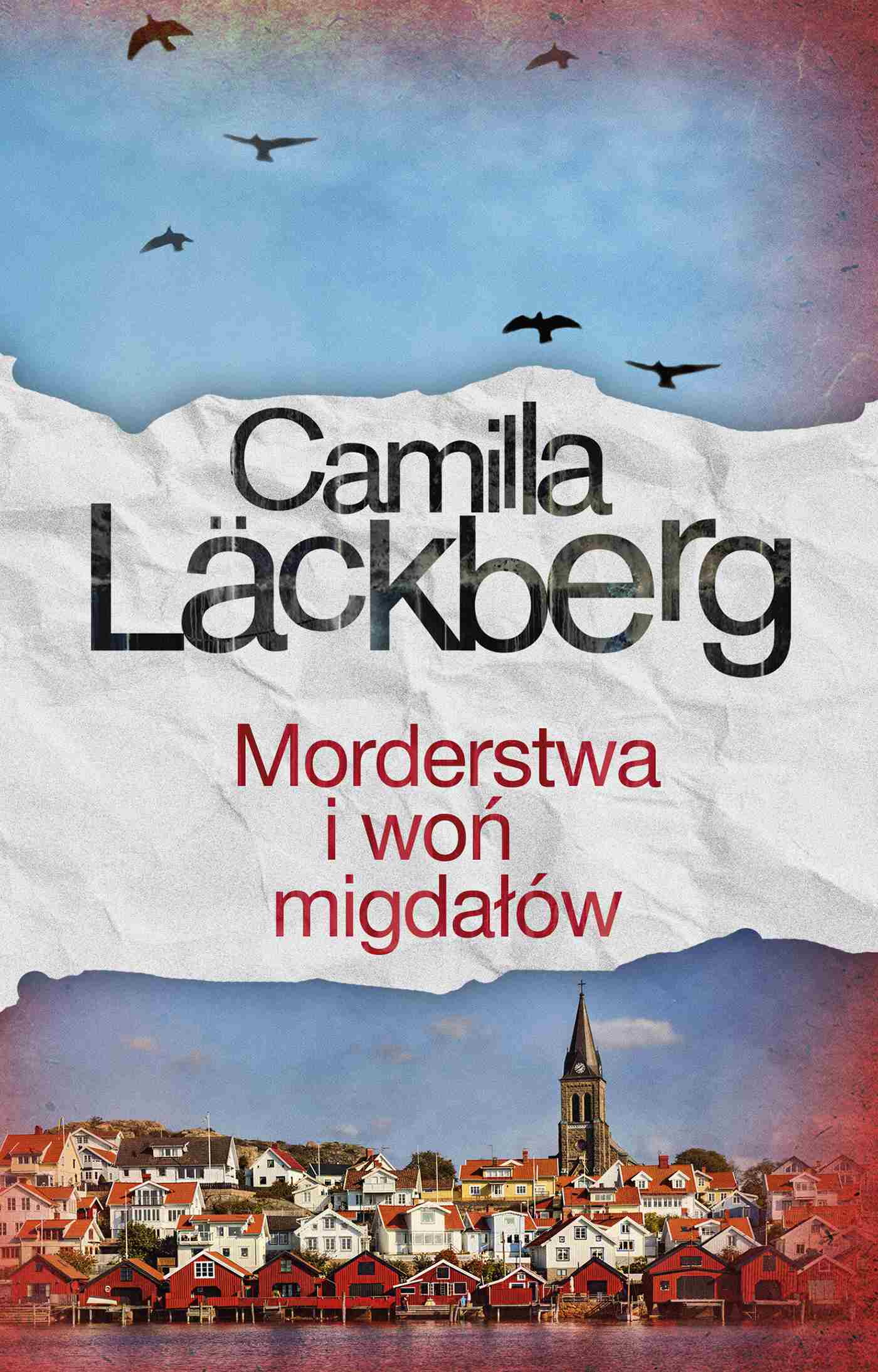 Morderstwa i woń migdałów - Ebook (Książka na Kindle) do pobrania w formacie MOBI
