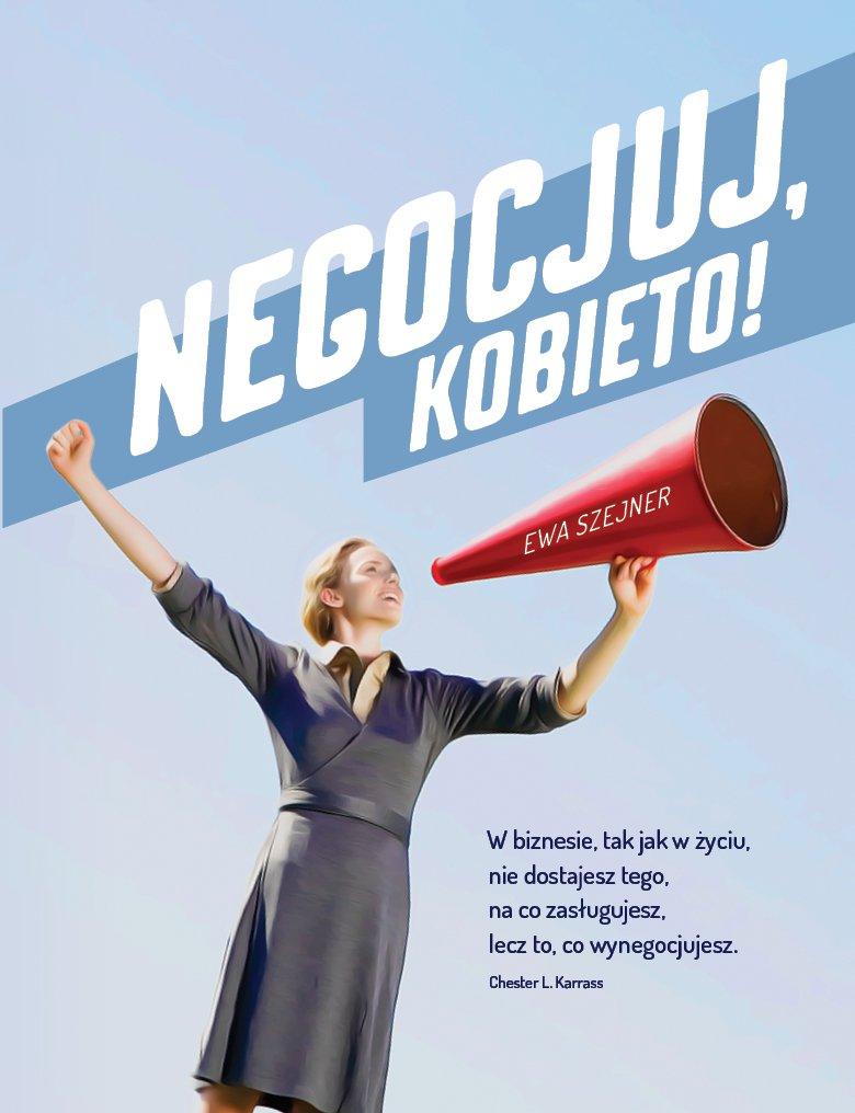 Negocjuj, kobieto! - Ebook (Książka na Kindle) do pobrania w formacie MOBI