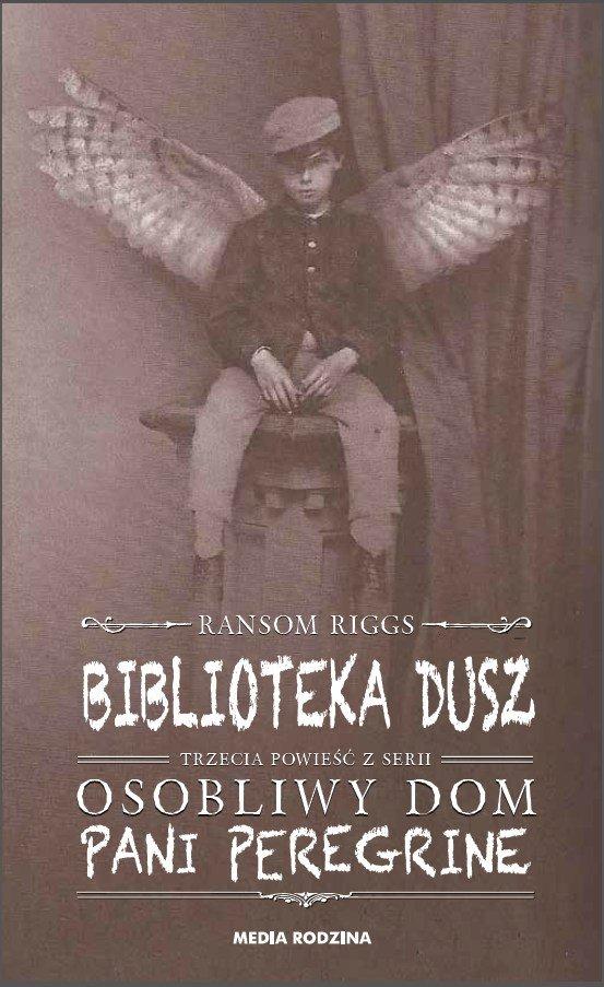 Biblioteka dusz - Ebook (Książka na Kindle) do pobrania w formacie MOBI