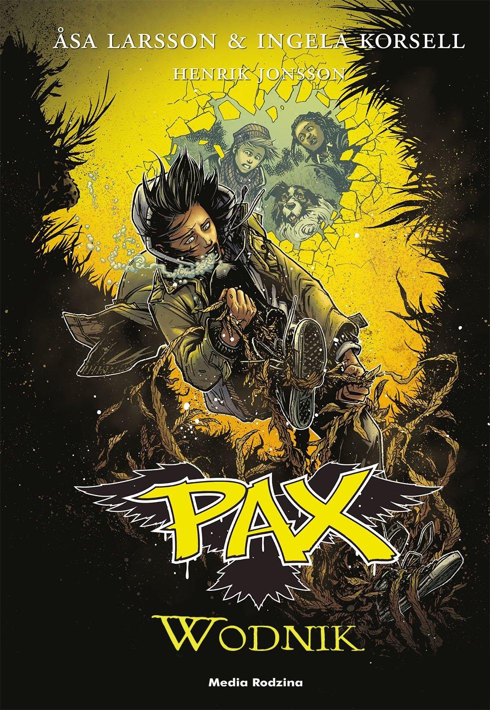 PAX. Wodnik - Ebook (Książka EPUB) do pobrania w formacie EPUB