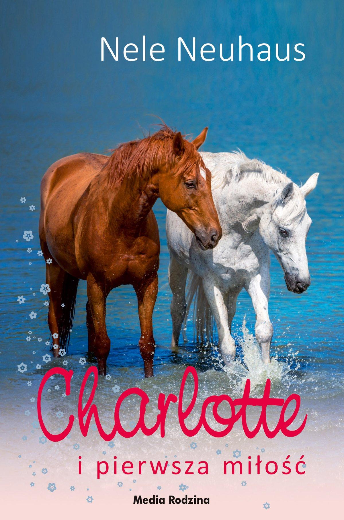 Charlotte i pierwsza miłość - Ebook (Książka EPUB) do pobrania w formacie EPUB