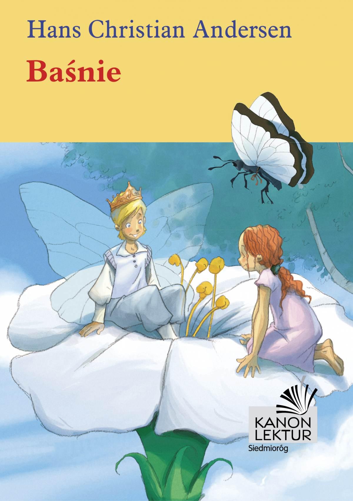 Baśnie - Ebook (Książka na Kindle) do pobrania w formacie MOBI