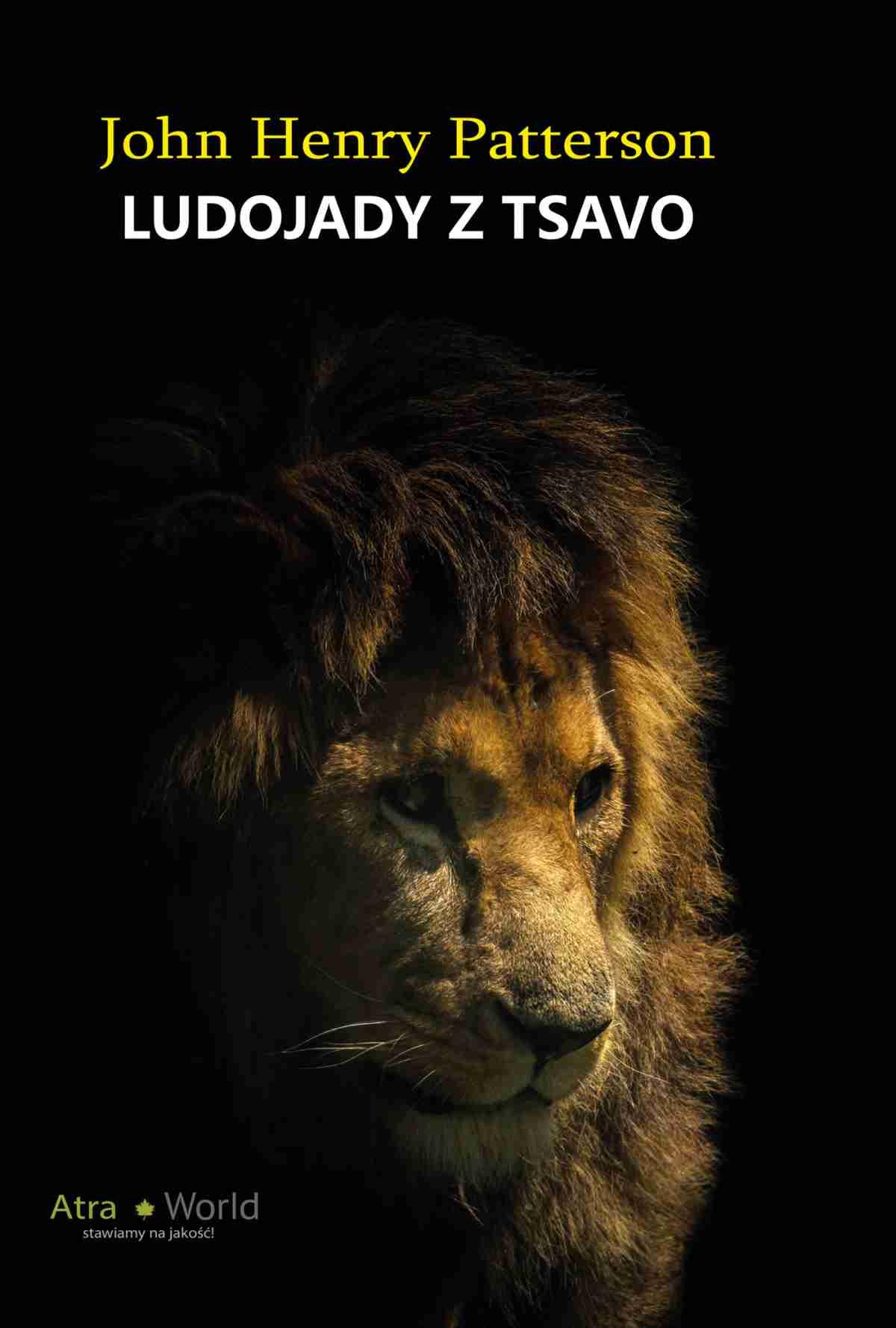 Ludojady z Tsavo - Ebook (Książka EPUB) do pobrania w formacie EPUB