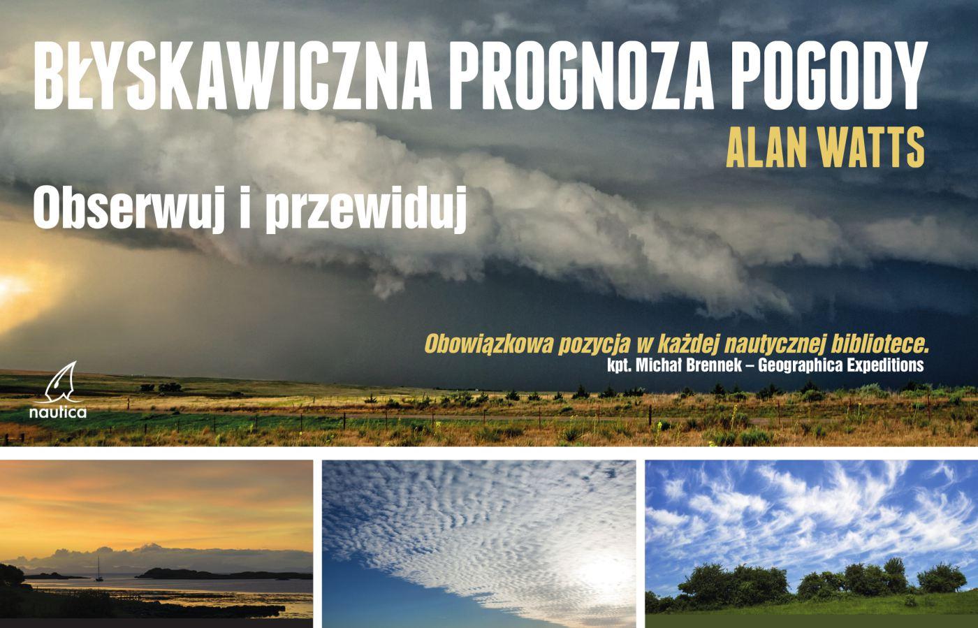 Błyskawiczna prognoza pogody - Ebook (Książka EPUB) do pobrania w formacie EPUB