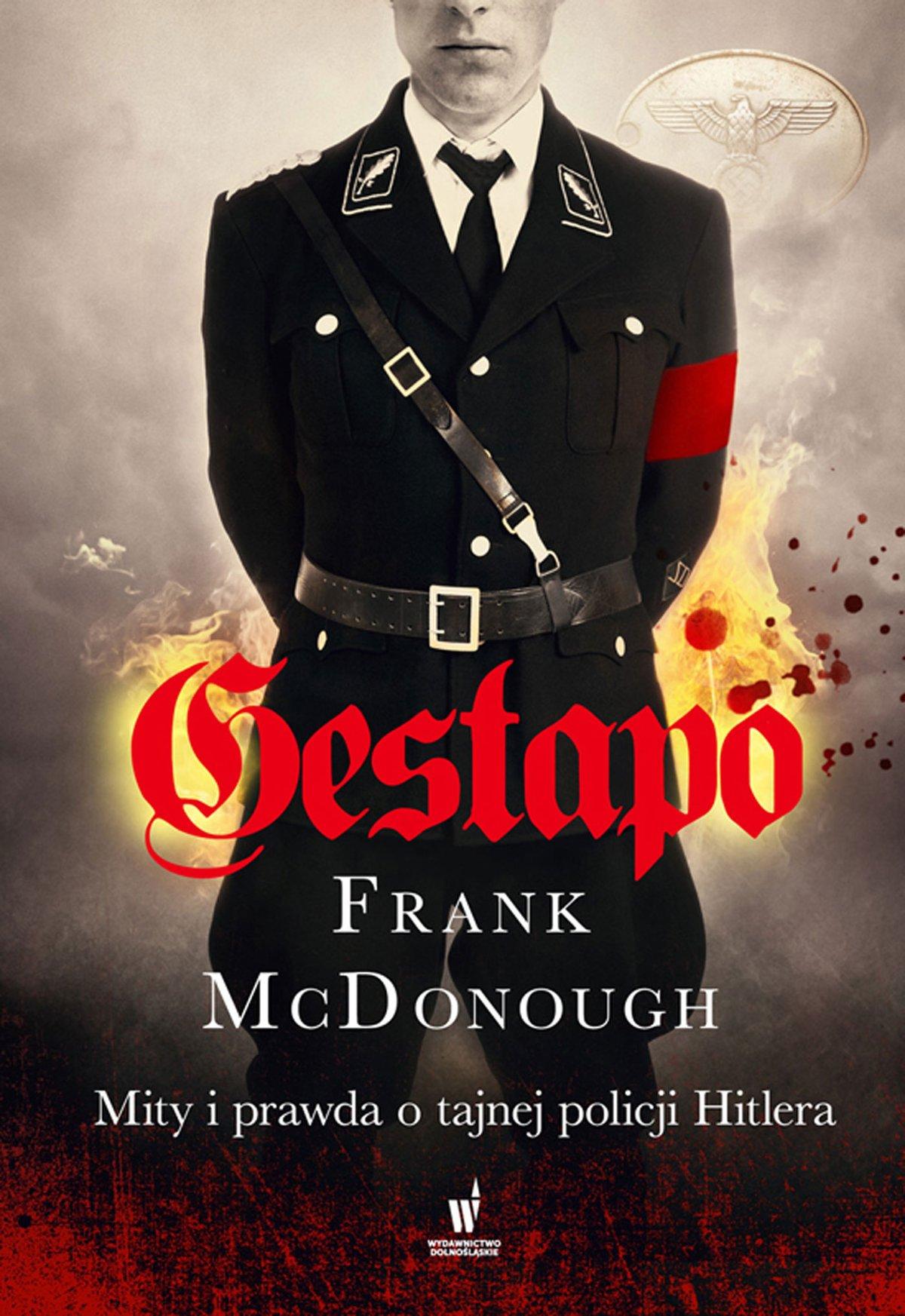 Gestapo - Ebook (Książka na Kindle) do pobrania w formacie MOBI