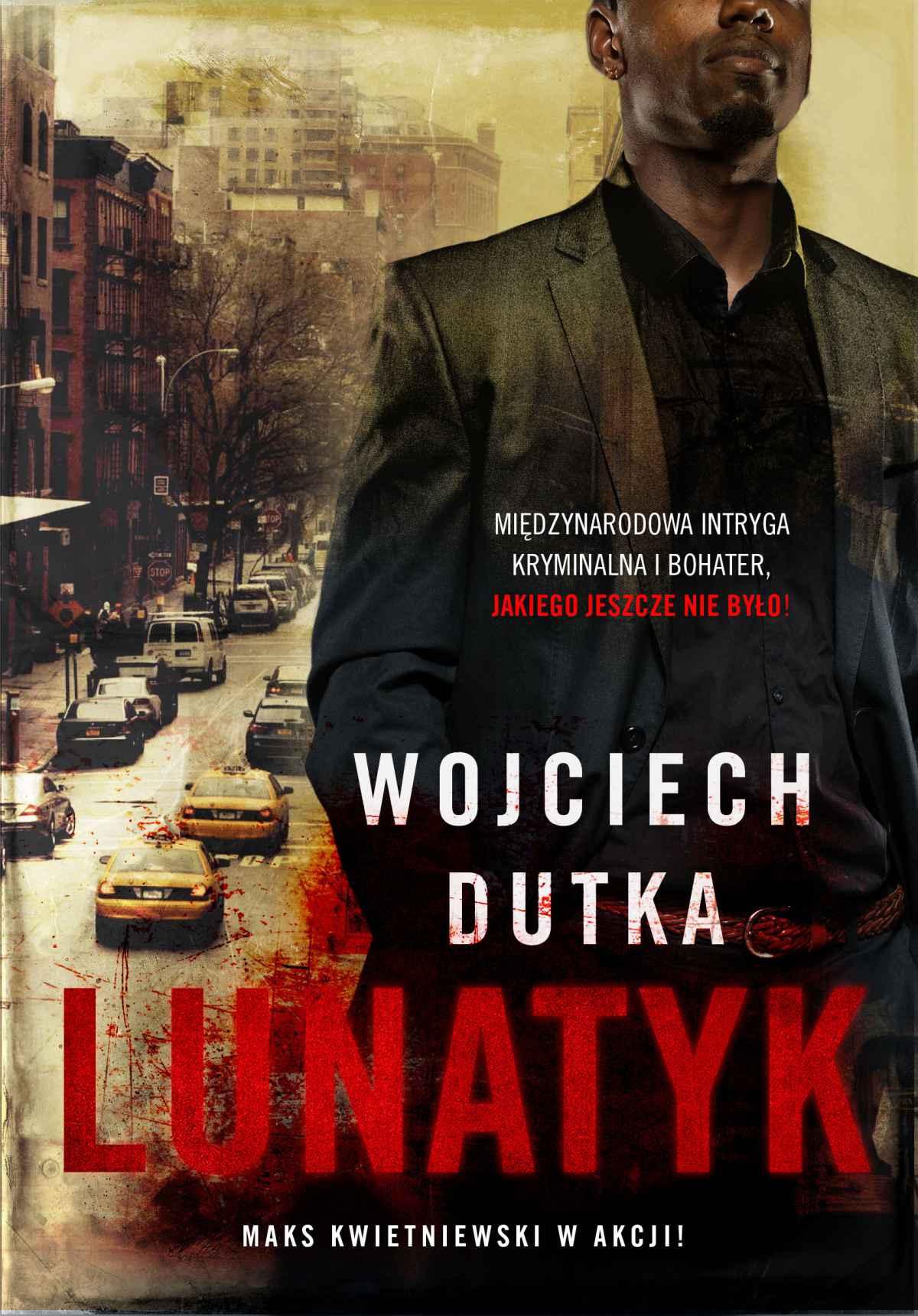 Lunatyk - Ebook (Książka na Kindle) do pobrania w formacie MOBI