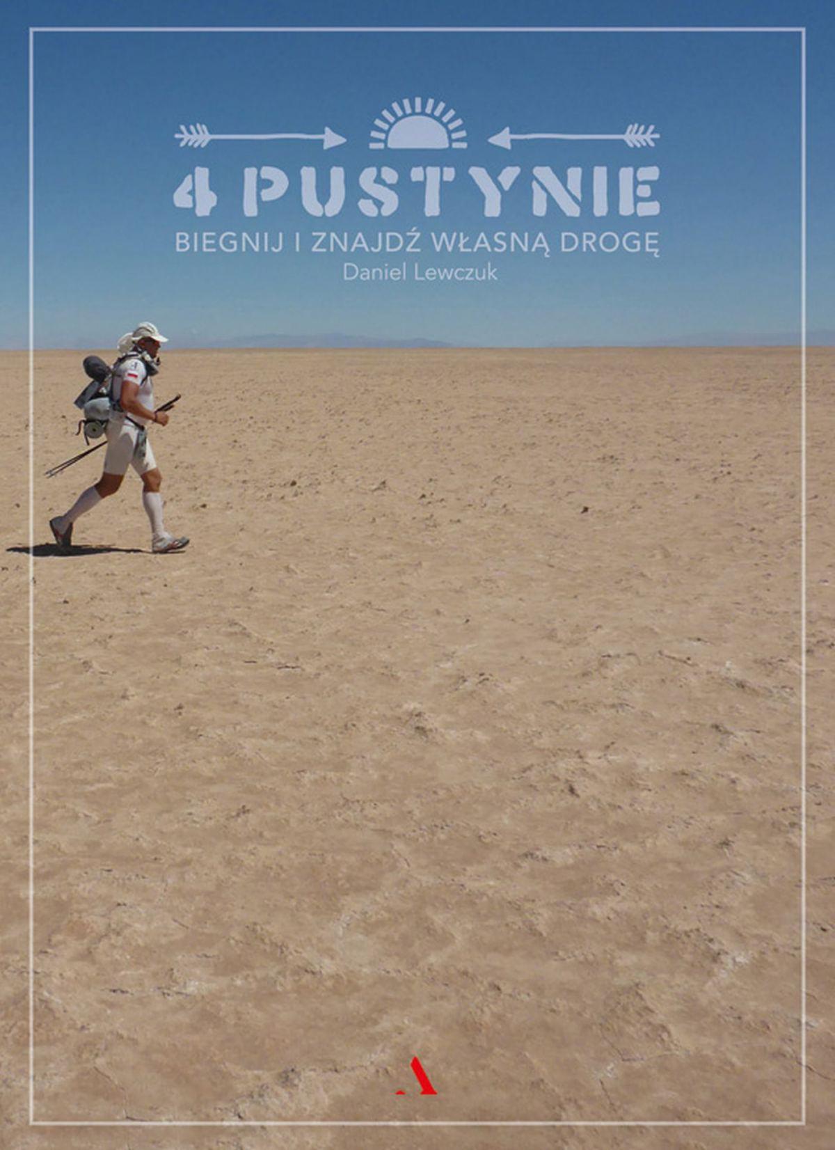 4 pustynie. Biegnij i znajdź własną drogę - Ebook (Książka EPUB) do pobrania w formacie EPUB
