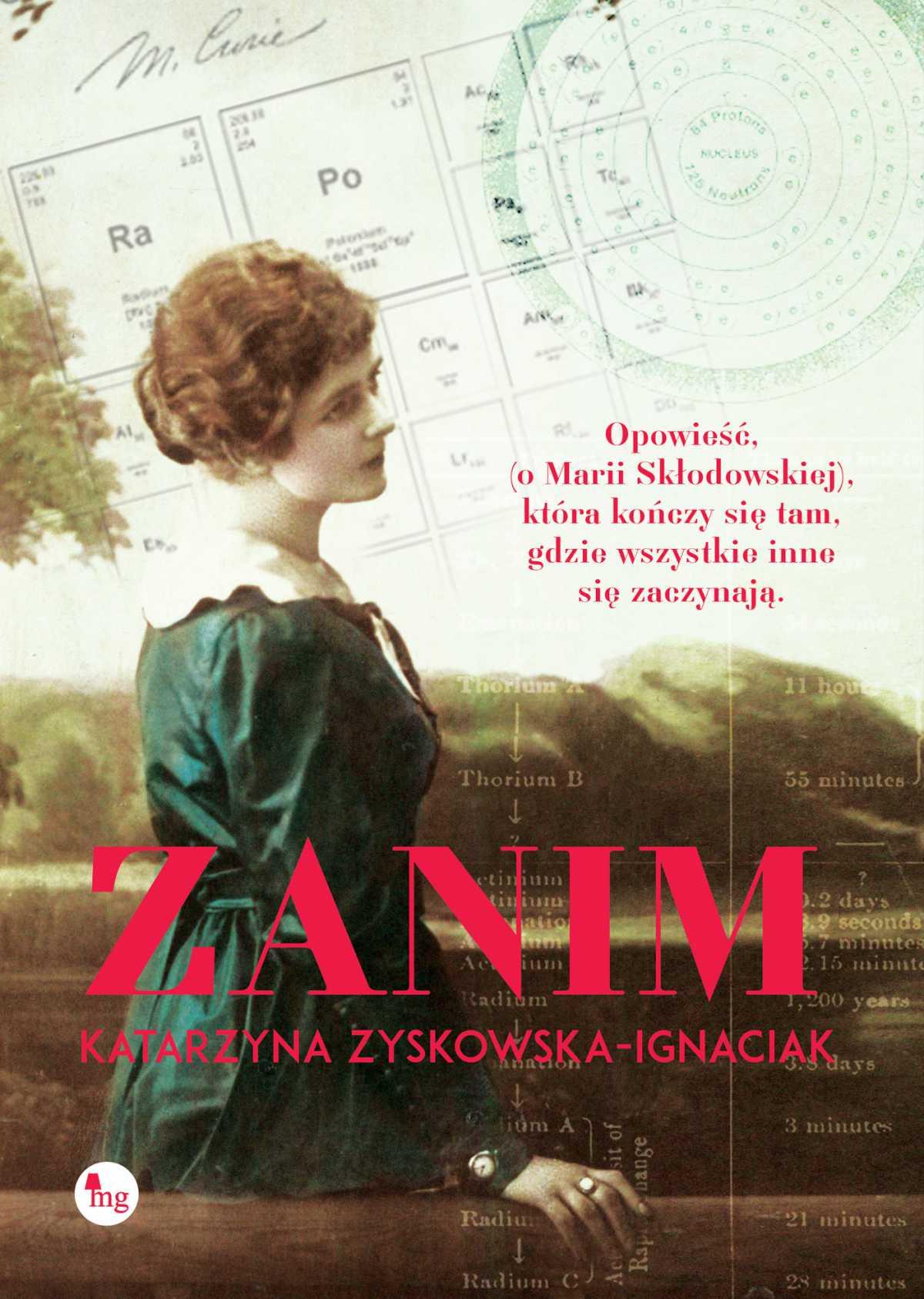 Zanim. Opowieść o życiu Marii Skłodowskiej-Curie - Ebook (Książka na Kindle) do pobrania w formacie MOBI