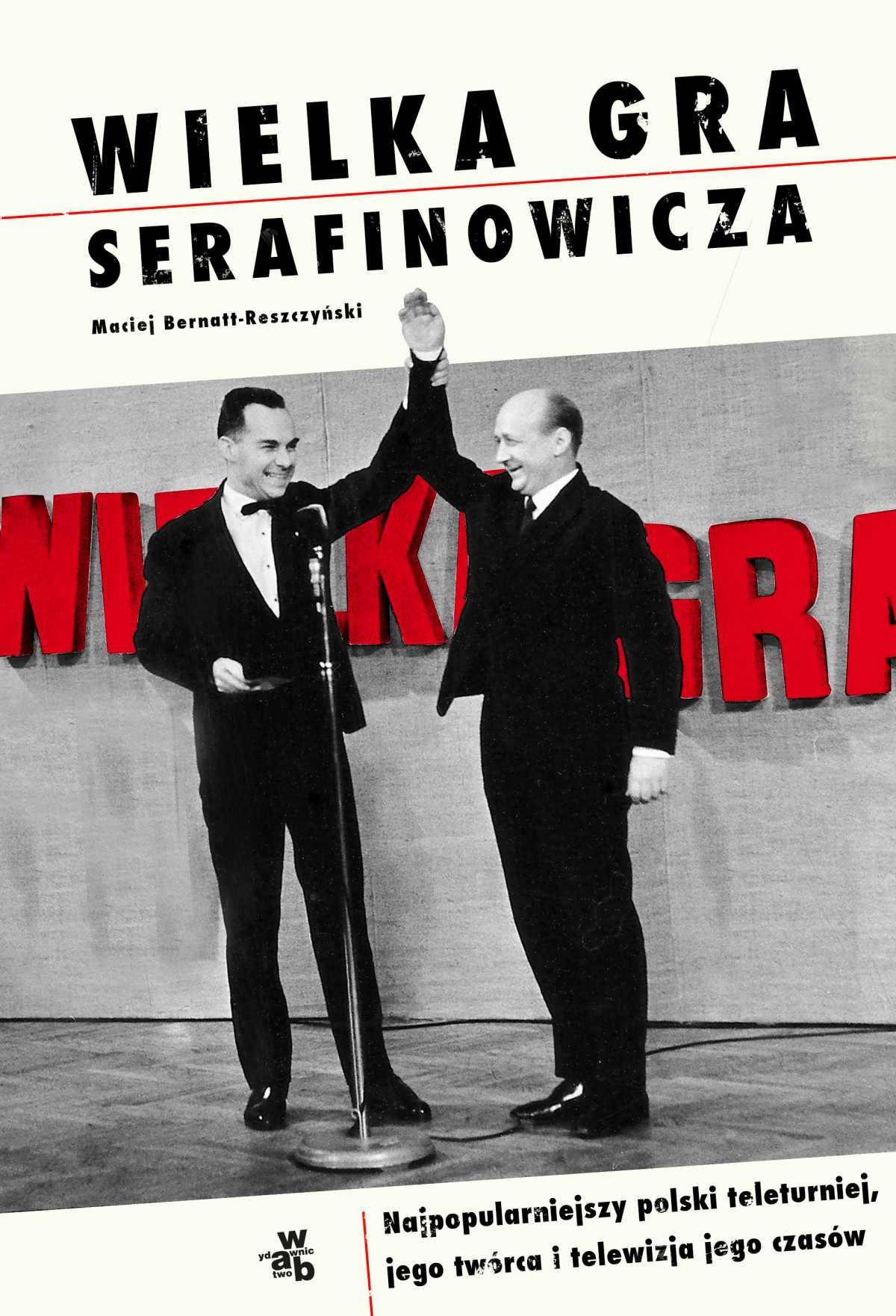 Wielka gra Serafinowicza - Ebook (Książka EPUB) do pobrania w formacie EPUB