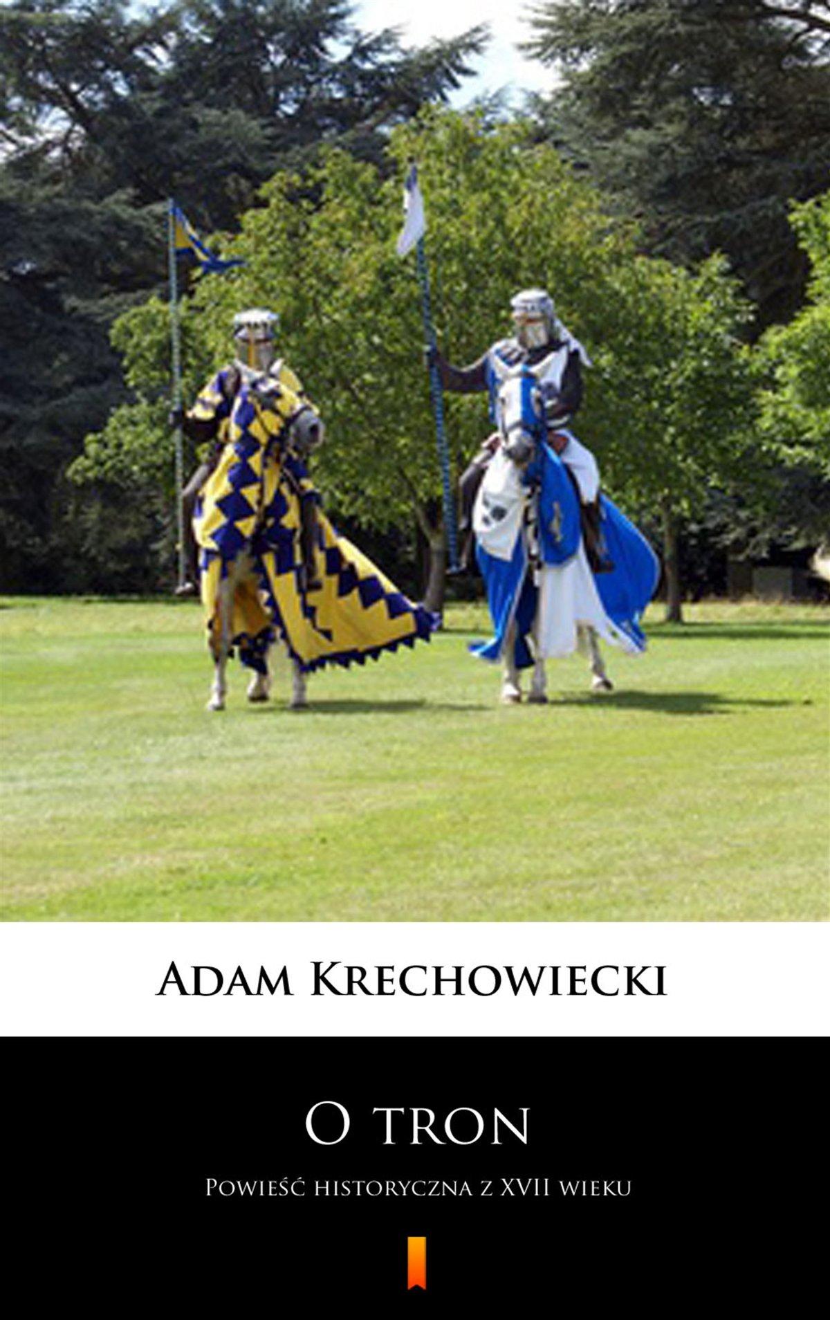 O tron - Ebook (Książka na Kindle) do pobrania w formacie MOBI