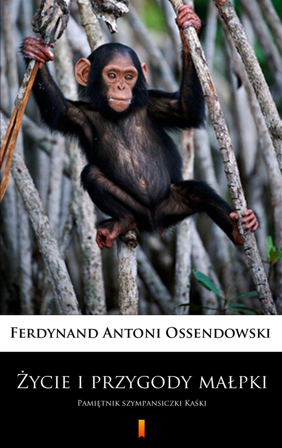 Życie i przygody małpki - Ebook (Książka na Kindle) do pobrania w formacie MOBI