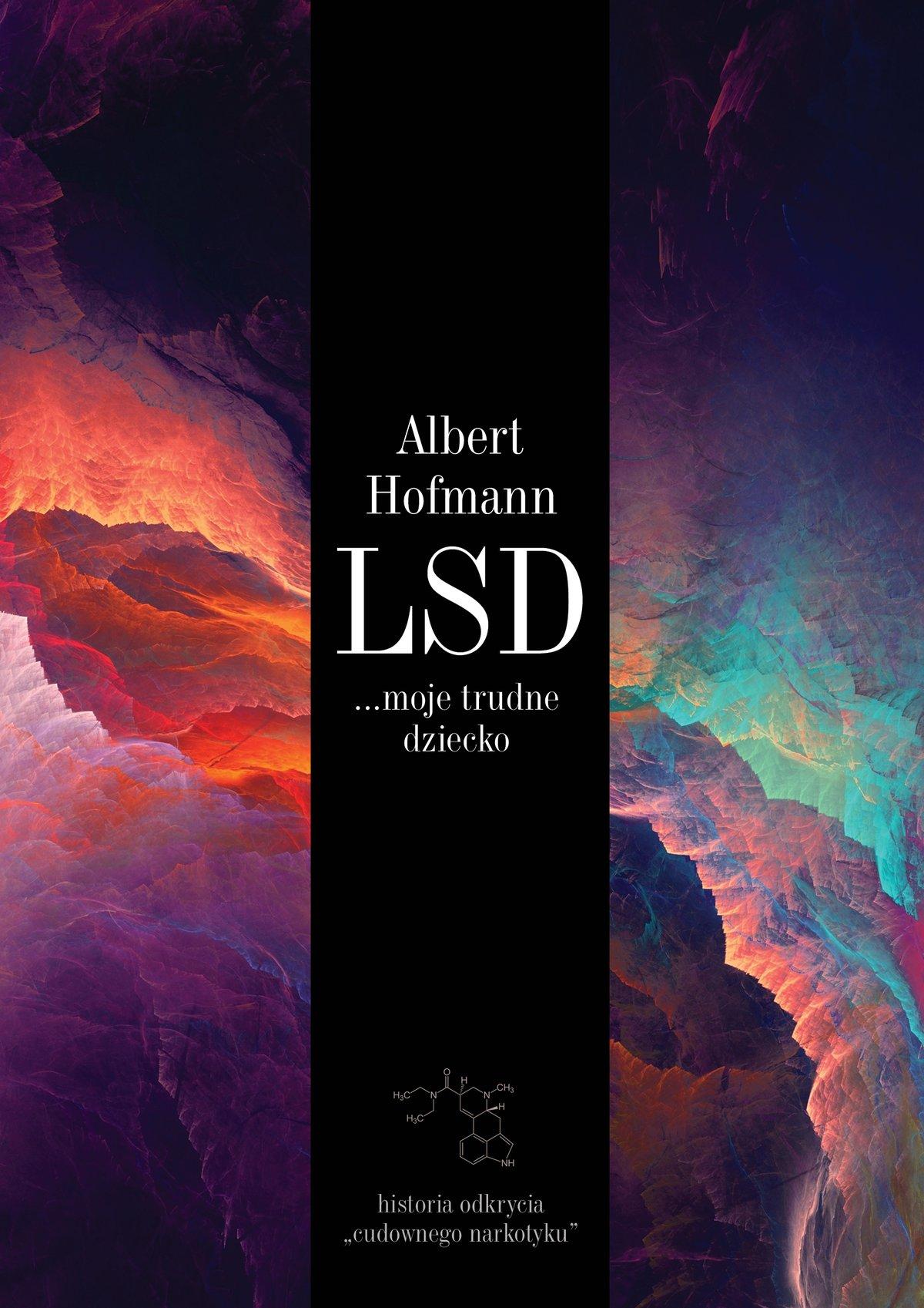 LSD... moje trudne dziecko - Ebook (Książka EPUB) do pobrania w formacie EPUB