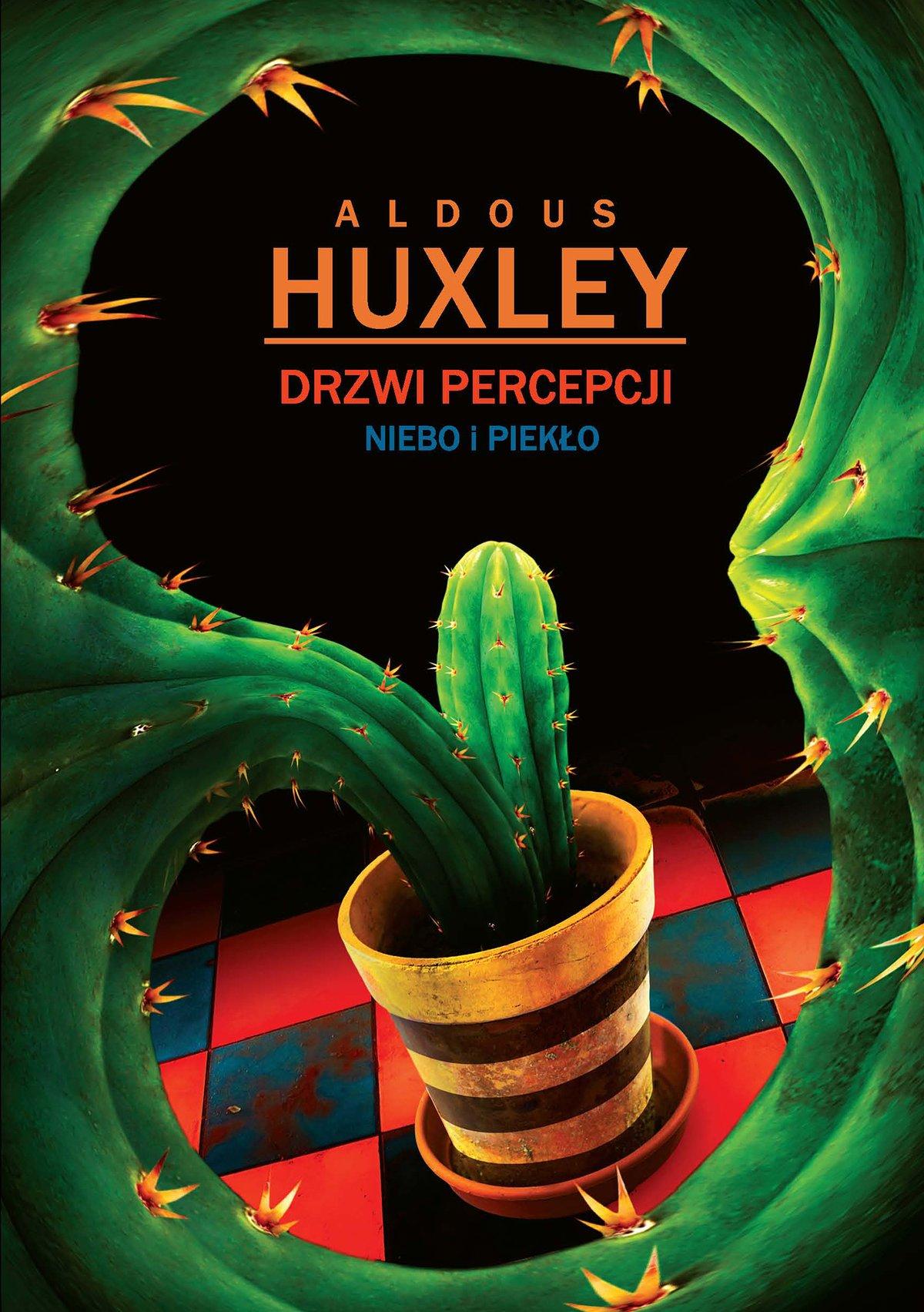 Drzwi Percepcji. Niebo i piekło - Ebook (Książka na Kindle) do pobrania w formacie MOBI