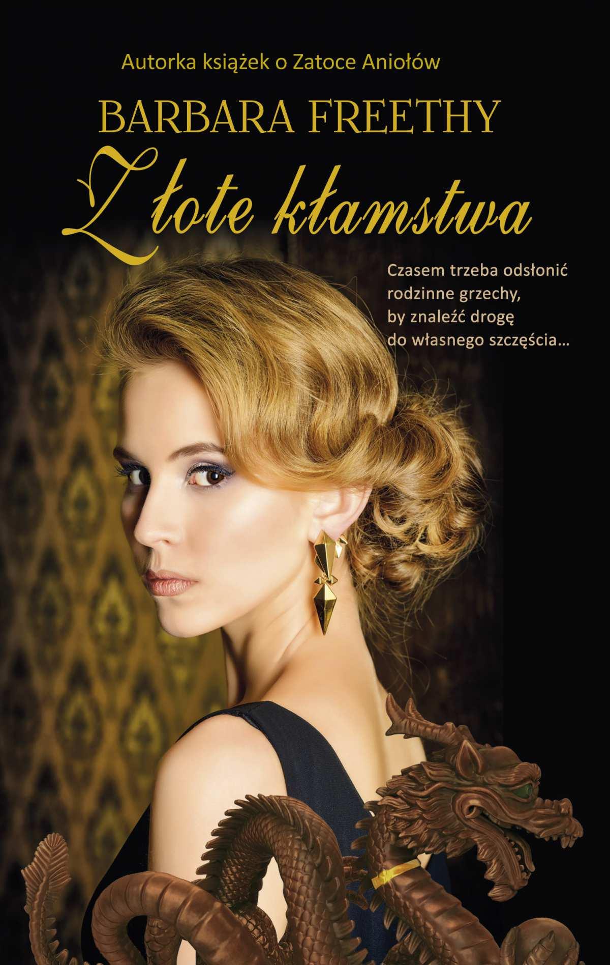 Złote kłamstwa - Ebook (Książka na Kindle) do pobrania w formacie MOBI