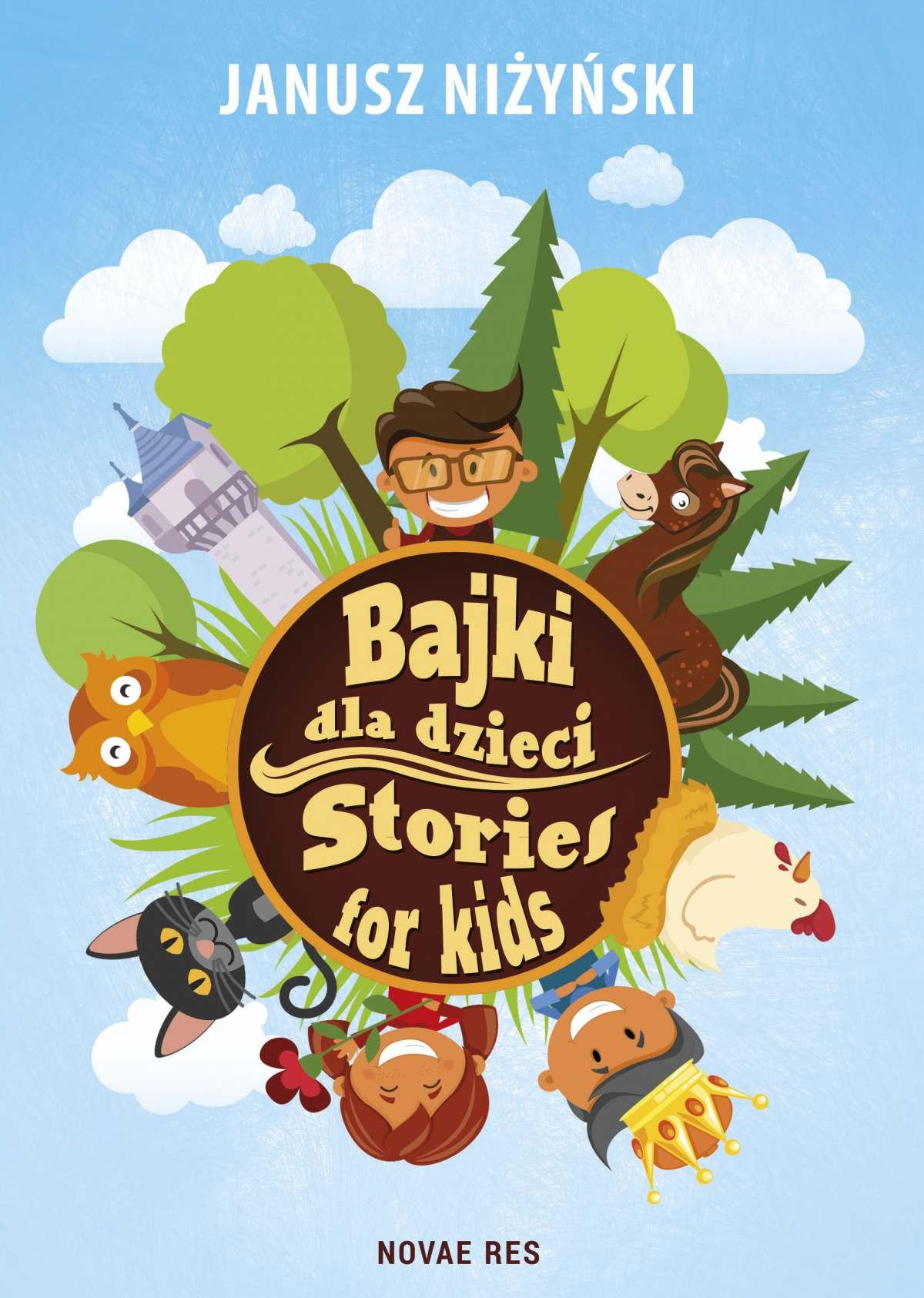 Bajki dla dzieci. Stories for kids - Ebook (Książka na Kindle) do pobrania w formacie MOBI