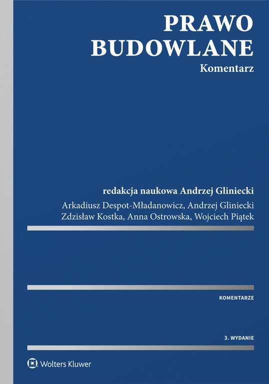 Prawo budowlane. Komentarz - Ebook (Książka PDF) do pobrania w formacie PDF
