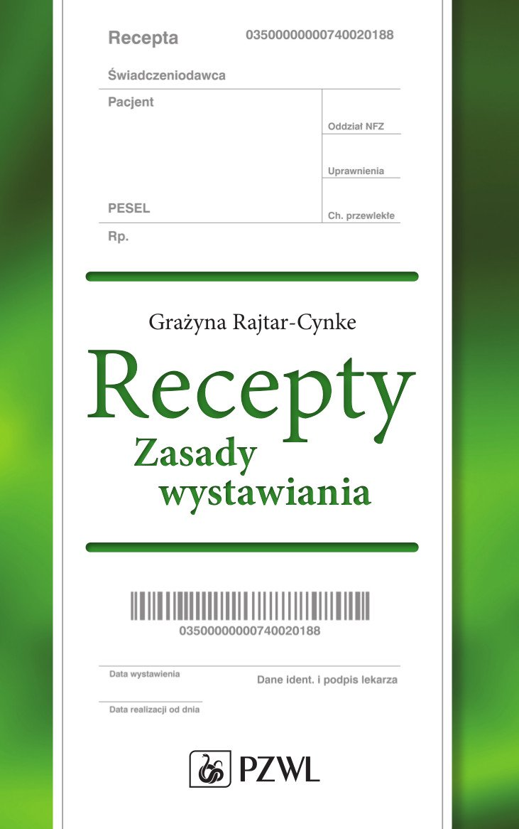 Recepty. Zasady wystawiania - Ebook (Książka na Kindle) do pobrania w formacie MOBI