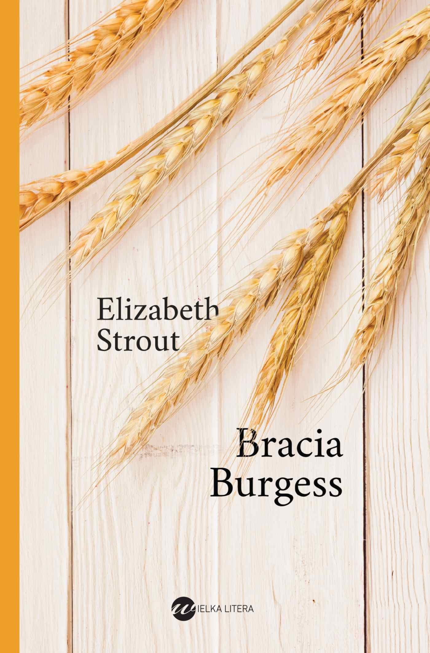 Bracia Burgess - Ebook (Książka EPUB) do pobrania w formacie EPUB