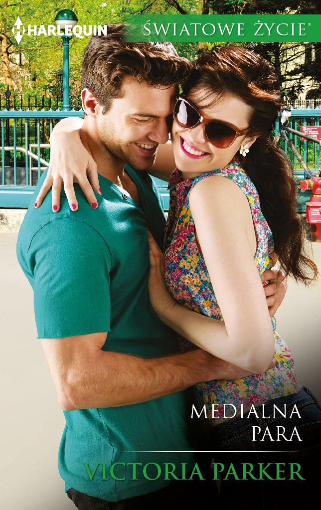 Medialna para - Ebook (Książka na Kindle) do pobrania w formacie MOBI