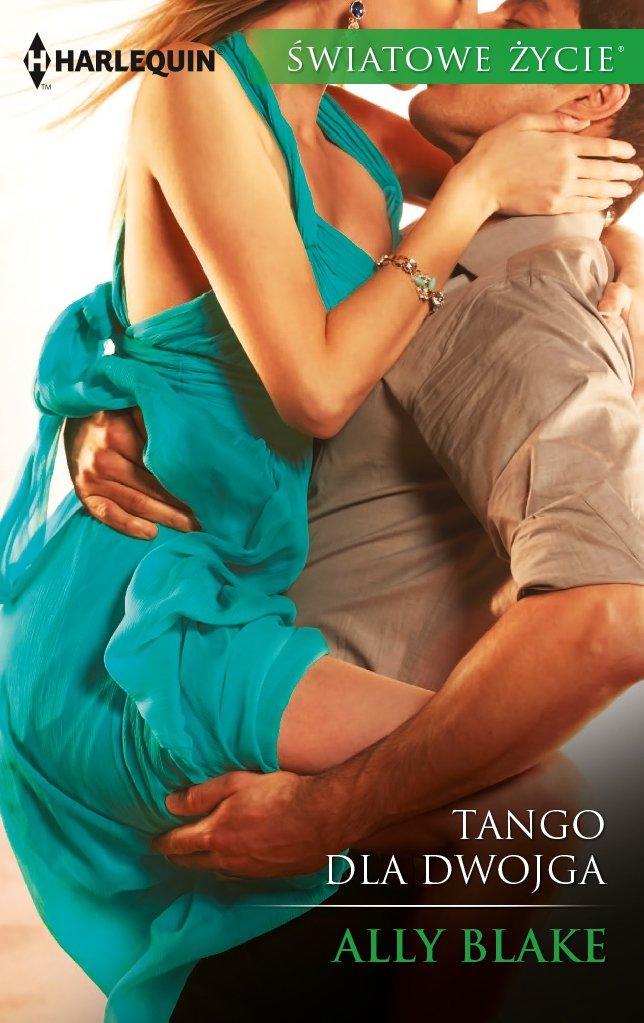Tango dla dwojga - Ebook (Książka na Kindle) do pobrania w formacie MOBI