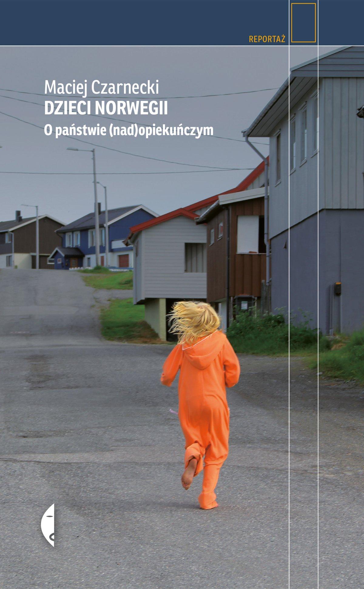 Dzieci Norwegii - Ebook (Książka EPUB) do pobrania w formacie EPUB