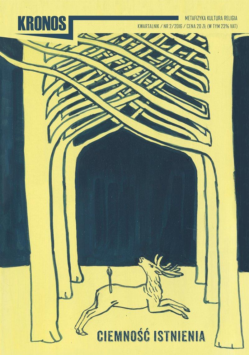 Kronos 2/2016. Ciemność istnienia - Ebook (Książka na Kindle) do pobrania w formacie MOBI