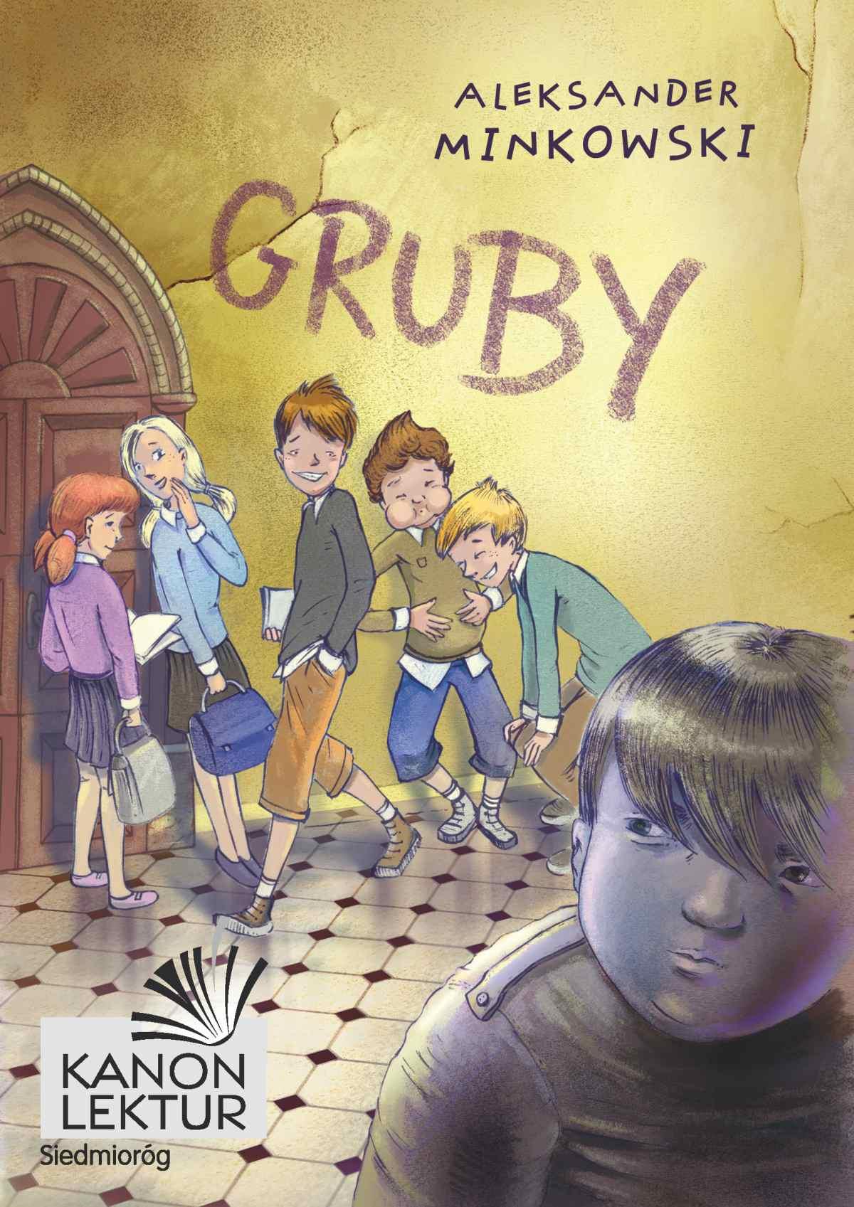 Gruby - Ebook (Książka EPUB) do pobrania w formacie EPUB