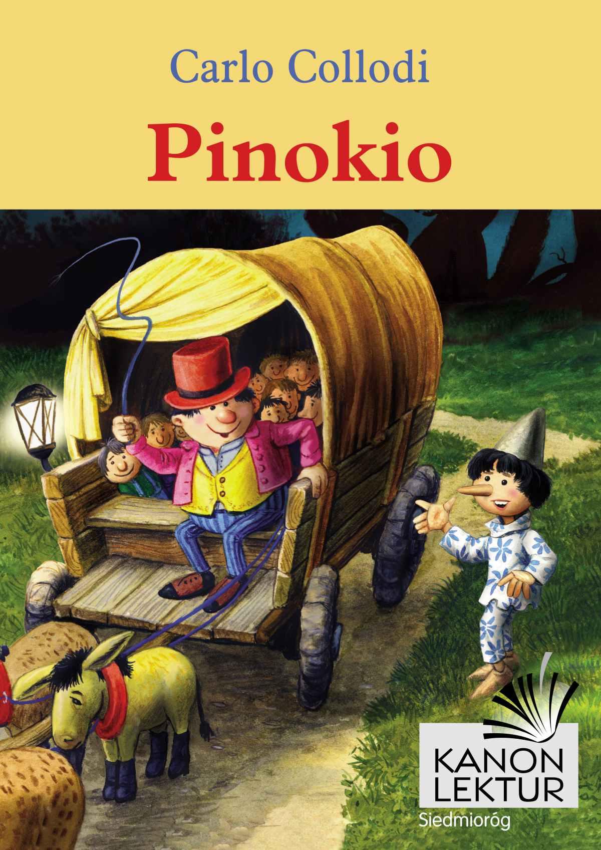 Pinokio - Ebook (Książka EPUB) do pobrania w formacie EPUB