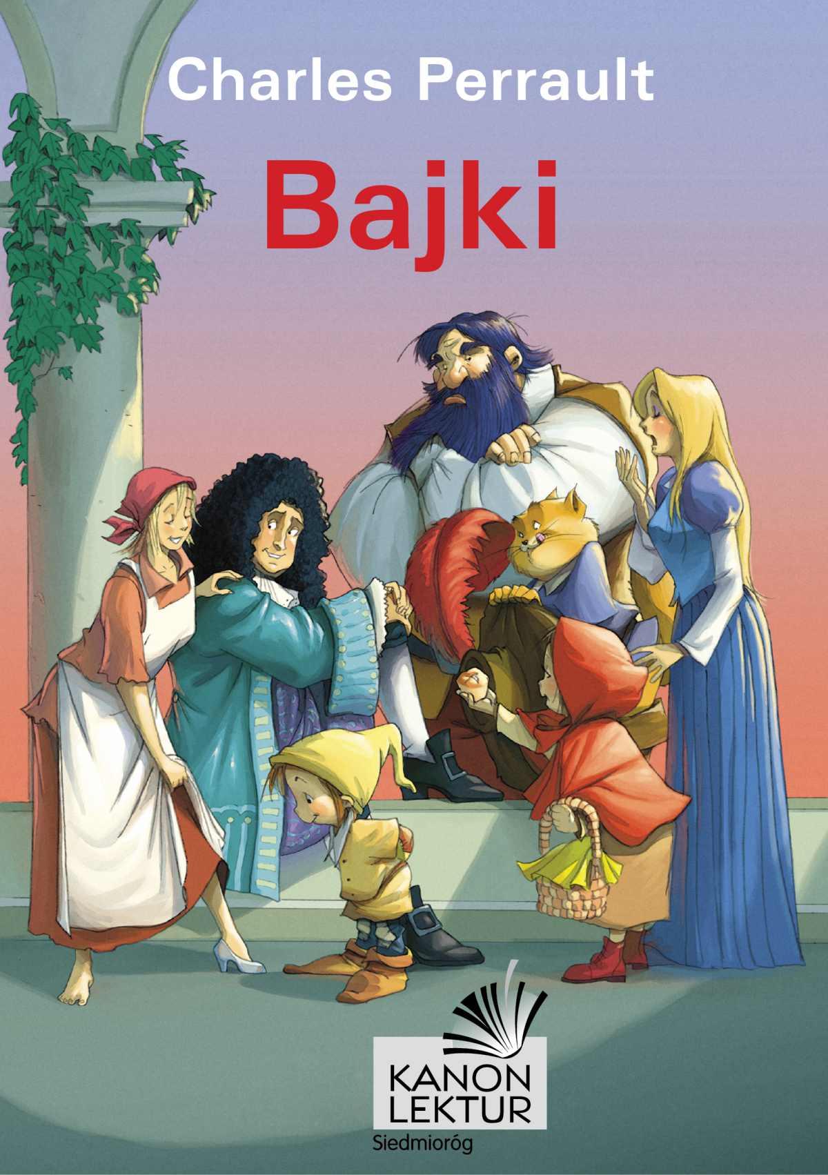 Bajki Perrault - Ebook (Książka EPUB) do pobrania w formacie EPUB