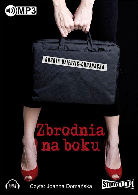 Zbrodnia na boku - Audiobook (Książka audio MP3) do pobrania w całości w archiwum ZIP