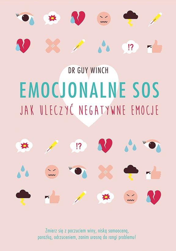 Emocjonalne SOS - Ebook (Książka na Kindle) do pobrania w formacie MOBI