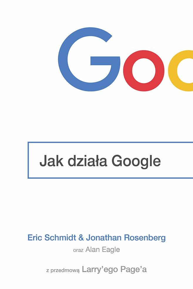Jak działa Google - ebook