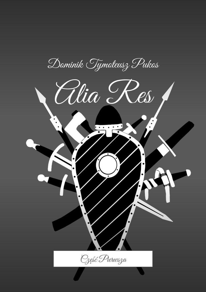 AliaRes - Ebook (Książka EPUB) do pobrania w formacie EPUB