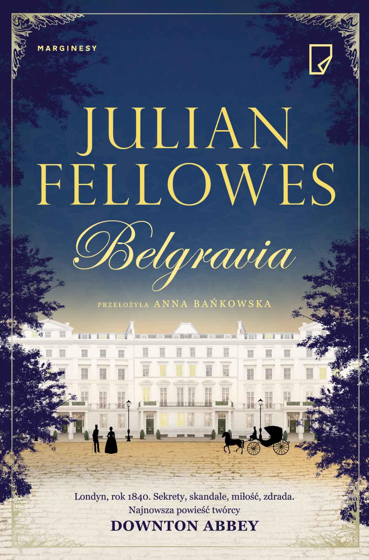 Belgravia - Ebook (Książka EPUB) do pobrania w formacie EPUB