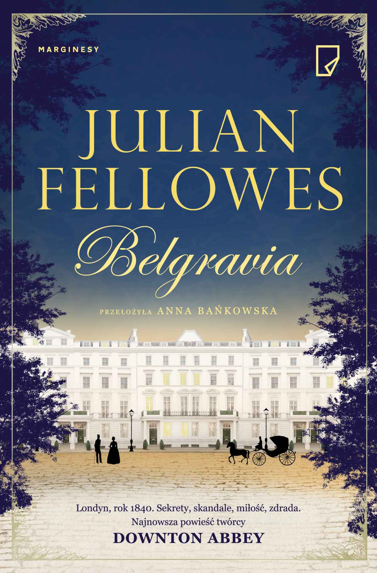 Belgravia - Ebook (Książka na Kindle) do pobrania w formacie MOBI