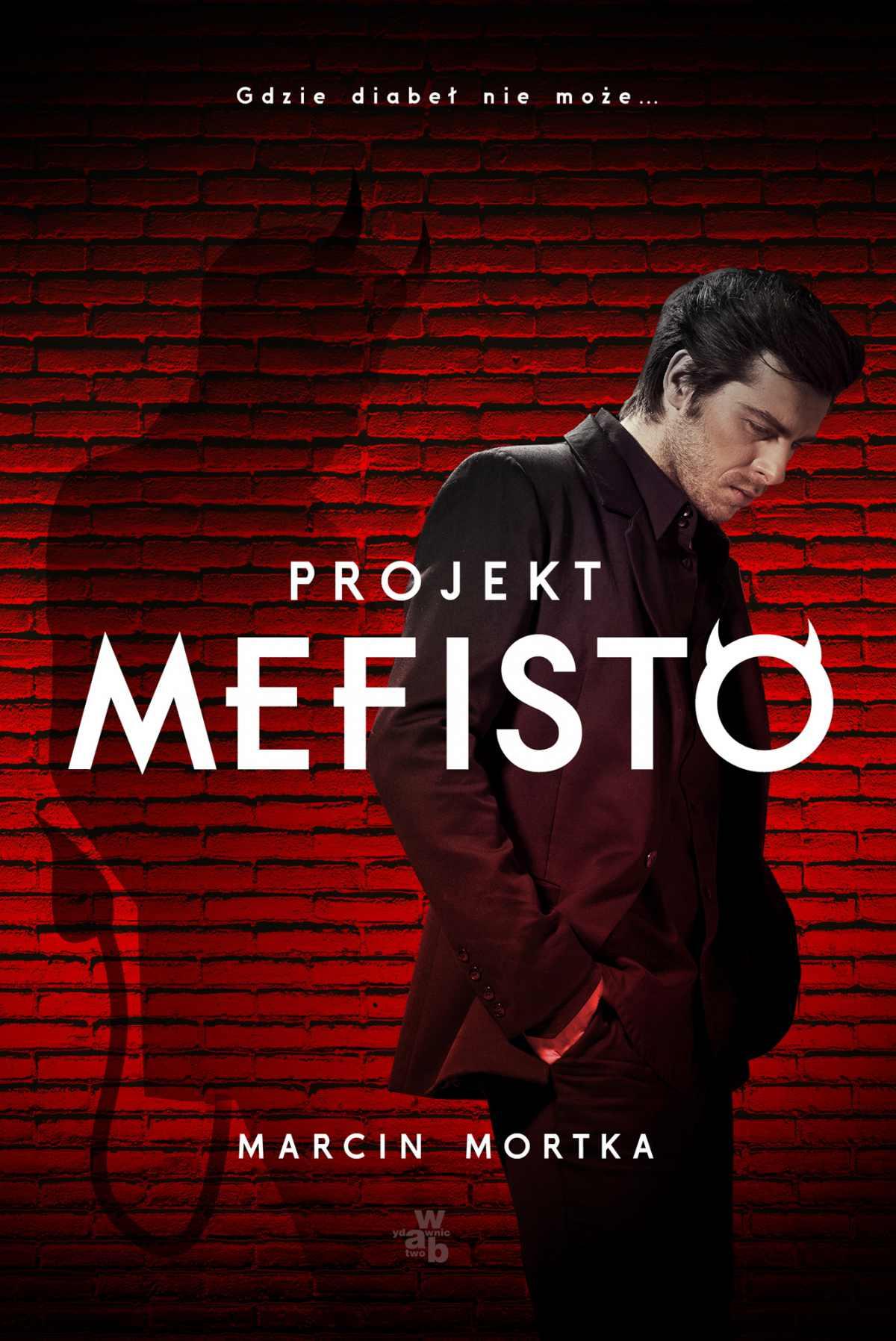 Projekt Mefisto - Ebook (Książka na Kindle) do pobrania w formacie MOBI