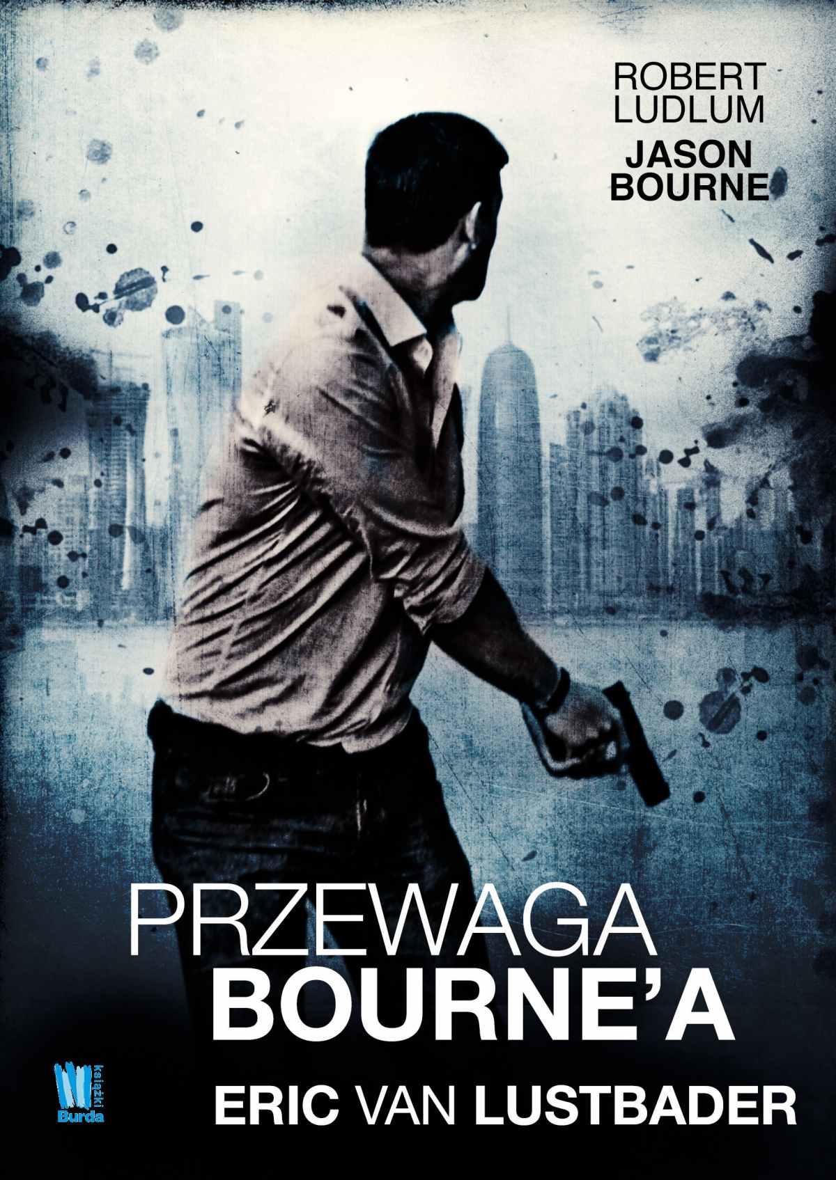 Przewaga Bourne'a - Ebook (Książka EPUB) do pobrania w formacie EPUB