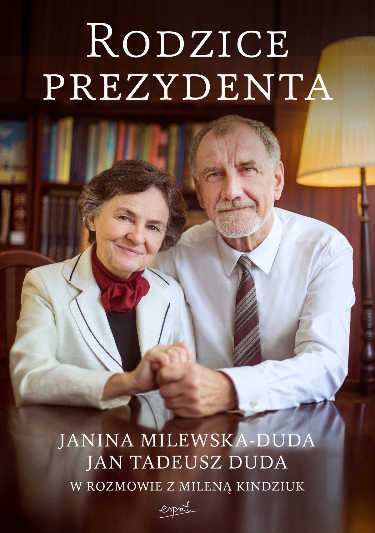 Rodzice prezydenta - Ebook (Książka EPUB) do pobrania w formacie EPUB