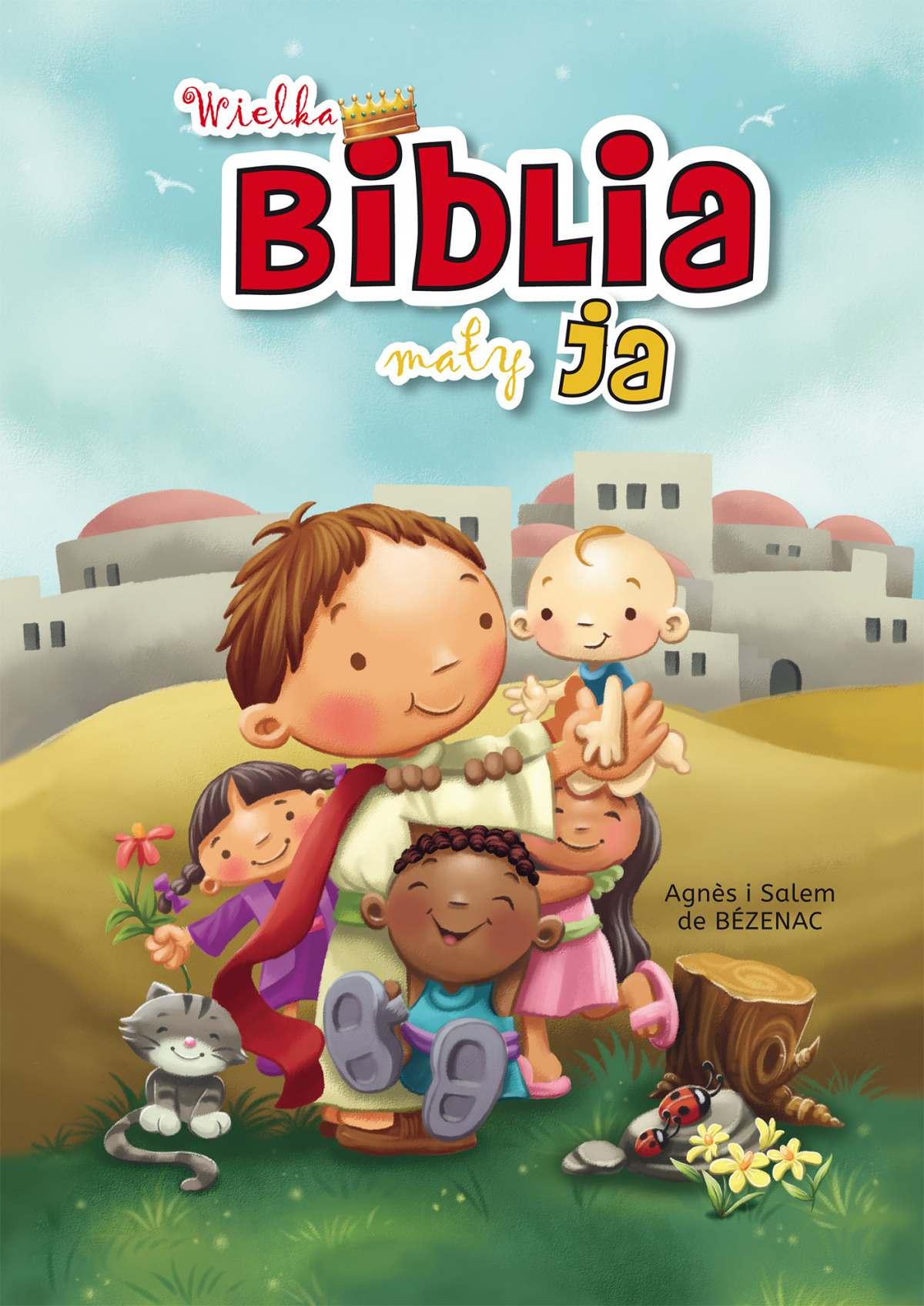 Wielka Biblia, mały ja - Ebook (Książka EPUB) do pobrania w formacie EPUB