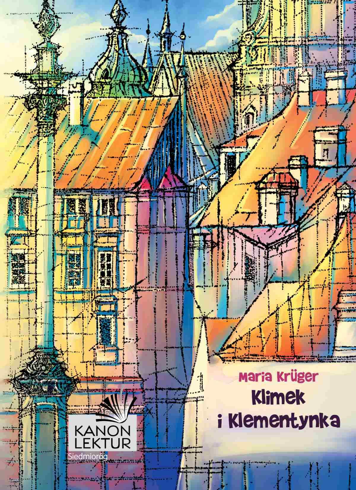 Klimek i Klementynka - Ebook (Książka na Kindle) do pobrania w formacie MOBI
