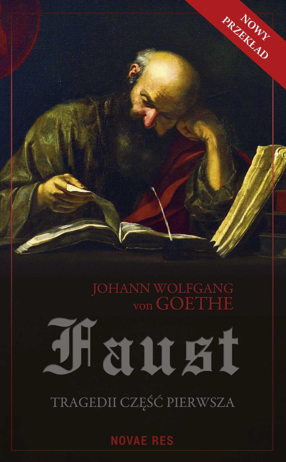 Faust. Tragedii część pierwsza - Ebook (Książka EPUB) do pobrania w formacie EPUB