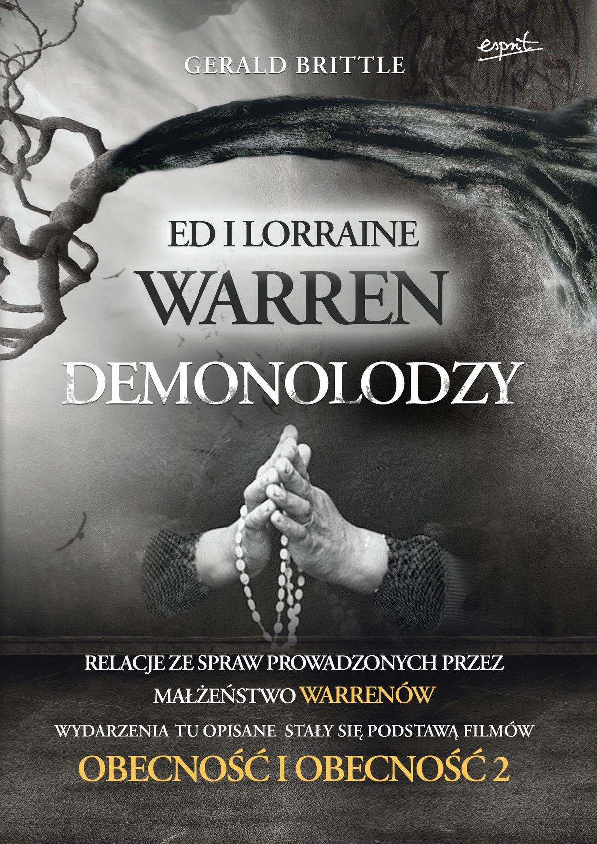 Demonolodzy. Ed i Lorraine Warren - Ebook (Książka EPUB) do pobrania w formacie EPUB