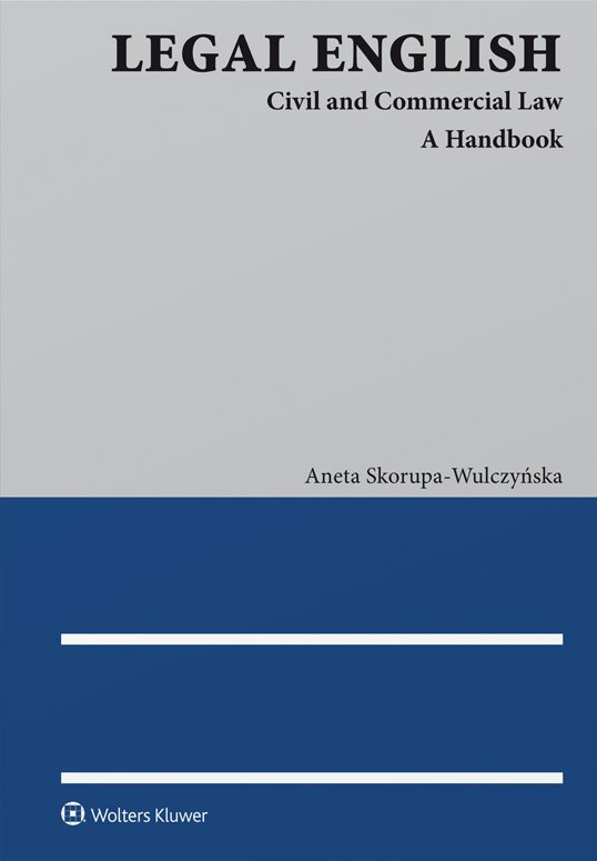 Legal English. Civil and Commercial Law. A Handbook - Ebook (Książka PDF) do pobrania w formacie PDF